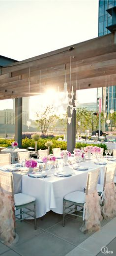 Wedding Tablescape ● Reception Décor