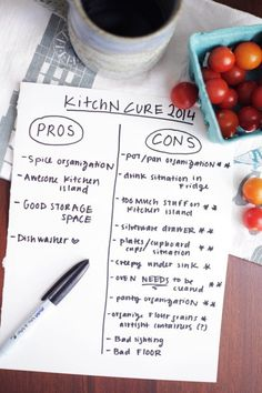 Desperately Seeking an Organized Kitchen