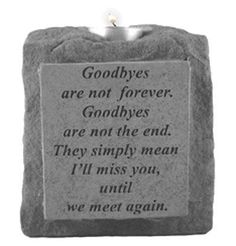 For my late husband