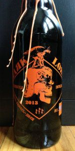 Moscatel variation of Dark Lord #Beer from Three Floyd's Brewery