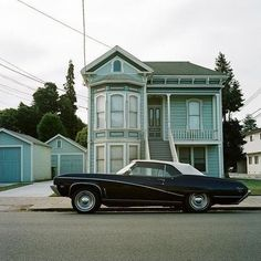 1969 Buick Skylark © Christopher Hall