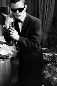 Chet Baker.