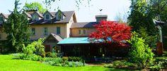 The Benmiller Inn, near Goderich, Ontario.