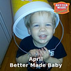 Baby of the Month Contest Winner