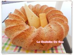 Pan de Queso con Sabor a Pizza (Thermomix)