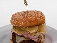 Bobby Flay Louisiana Burgers Recipe