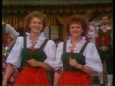 ▶ Volksmusik Kitzbüheler Dirndln Tirol - YouTube