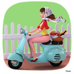 pinup doll