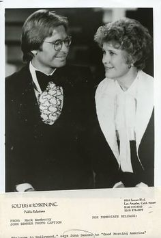 JD and Erma Bombeck 1976