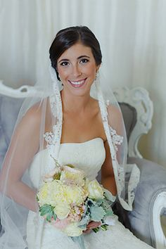 All ready for the walk down the aisle! #FloridaWedding | Photo By: http://puresugarstudios.com
