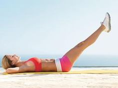 Audrina Patridge Workout: 4 Moves for a Sexy 6-Pack - Shape Magazine - Page 3