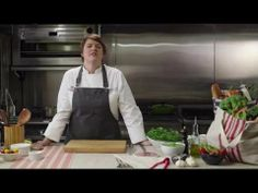 Meet Chef Amanda! We hope she inspires you as much as she inspires us. #ChefTalks