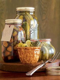 How to Sterilize Canning Jars - Doing this and filling them with Texas Cranberry Chutney for Holiday Gifts this year.
