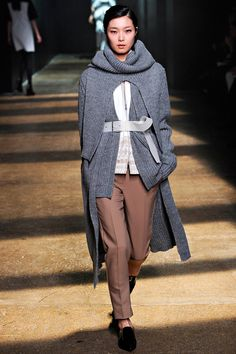 Cowl neck sweater knit at 3.1 Phillip Lim