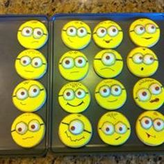 The Art of Random Willy-Nillyness: Despicable Me 2 Party Ideas!