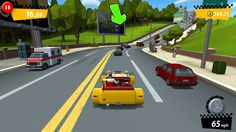 Crazy Taxi: City Rush will now be on available mobile! #racinggames