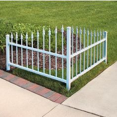 For front corner of the yard?