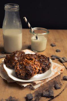 Paleo Compost Cookies by @brittanyangel #paleo