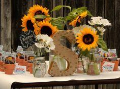 Farmers Market Birthday Party - Project Nursery