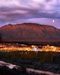Albuquerque, New Mexico and the beautiful Sandia Mountains-I love my home town!