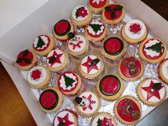 """[feedback] Traktatie, kerst, mini-cupcakes (Pagina 1) - Klein & fijn: Cupcakes, koekjes & los suikerwerk - Het """"DeLeuksteTaarten"""" - forum"""