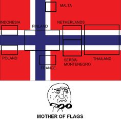 Mother of flags - Imgur