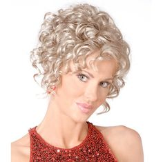 Seductive Wig - PRE-STYLED UPDO. . . Effortless chic is within your reach! Get swept away in the sultry curls and vampish volume of this updo treasure. Arrives pre-styled so you can look this fabulous with no salon and no effort. Find this style & more @ thewigcompany.com