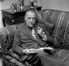 William Somerset Maugham (1874 -1965) was a British playwright, novelist and short story writer. He was among the most popular writers of his era and reputedly the highest paid author during the 1930s.