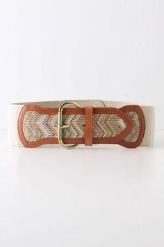 wide waist cincher, $58