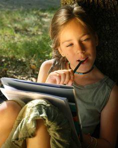 Dyslexic children are often great storytellers. Some good story starter ideas!
