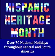 70 National Holidays in Latin America