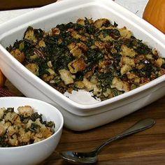 the chew | Recipe | Daphne Oz's Mushroom & Vegetable Stuffing