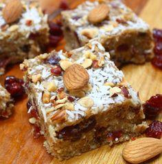 Primal Nut Bars #glutenfree #grainfree #paleo