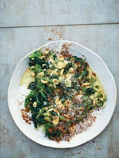 Orecchiette, broccolini and chilli
