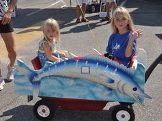 wagon parade