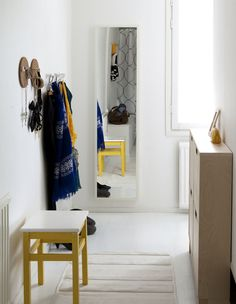 Hallway decor / IKEA