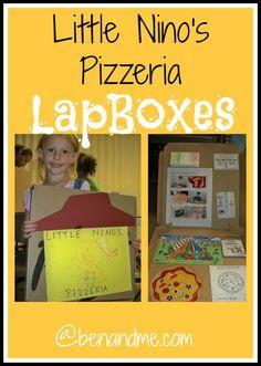 Ben and Me: Co-op Happenings: Little Nino's Pizzeria