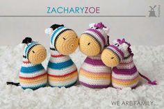 Freshka crochet toys