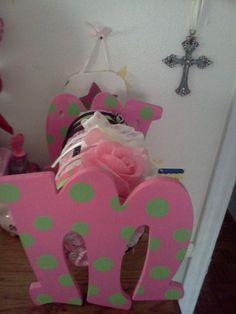 headband holder i made for my daughter