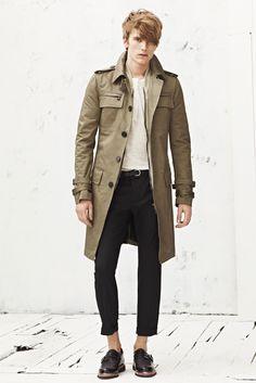 Balmain Spring 2013 Menswear