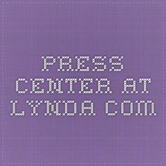 Press center at lynda.com