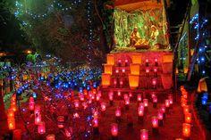 1000 Candle Nativity