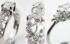 Wiccan Wedding Rings | Rings Style