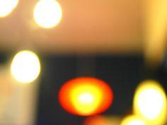 cafe light blur - Helen Birch