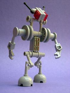 A robot by Shannon Ocean, via Flickr