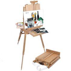 Art 101 Sketch Box Easel