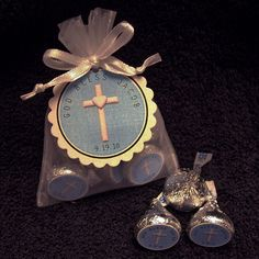 Personalized Hershey Kiss by susiedees on Etsy, $25.00