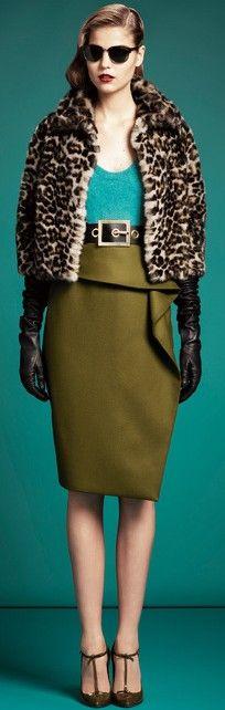 Pre-Fall 2013 Gucci ♥✤ | Keep the Glamour | BeStayBeautiful