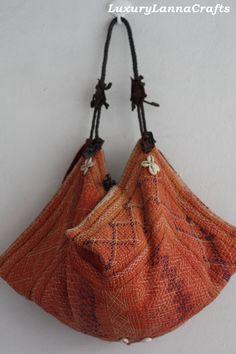 Luxury Lanna banjara Indian tote bag