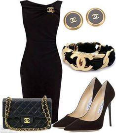 Little black dress - Classic  via Stylish Guru on Facebook
